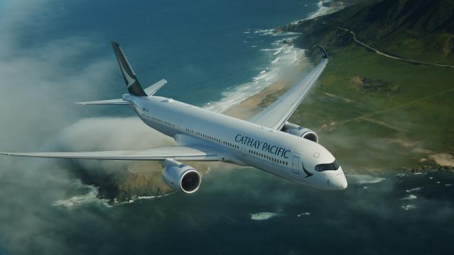 [사진자료] 캐세이퍼시픽 항공기