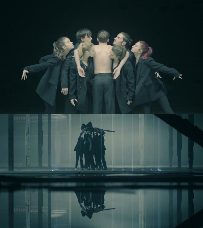 방탄소년단_Black Swan 아트 필름 갈무리 (1)