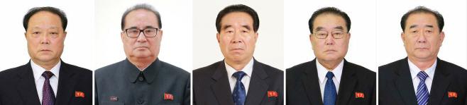 북한 당 부위원장 12명 중 5명 교체