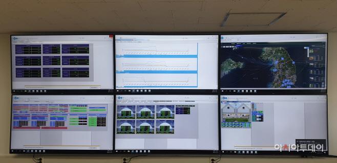 도내 스마트팜 통합 정보 시스템 구축