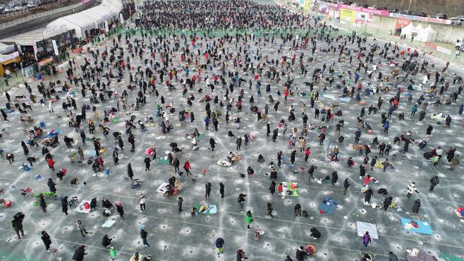 출처-화천군, 2020 화천 산천어축제 (3)