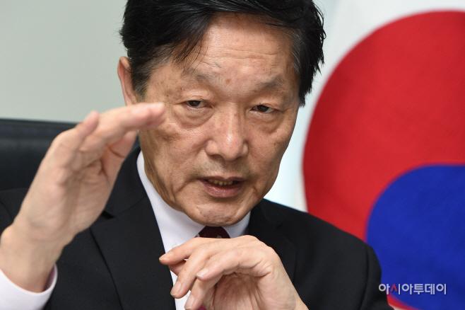 한우성 재외동포재단 이사장 인터뷰