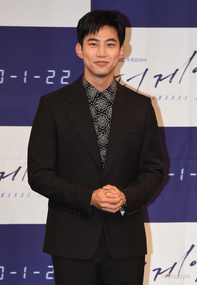[포토]더게임, 옥택연 'MBC의 희망'