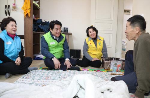 박준희구청장