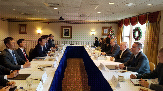 한미방위비분담금특별협정 회의