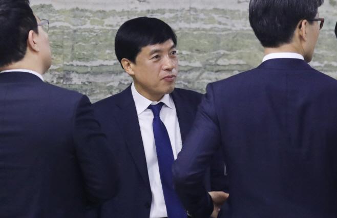 서울중앙지검장 임명된 이성윤 검찰국장<YONHAP NO-3022>