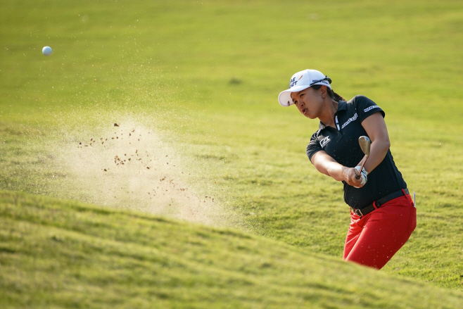 GOLF-CHN-LPGA <YONHAP NO-5057> (AFP)