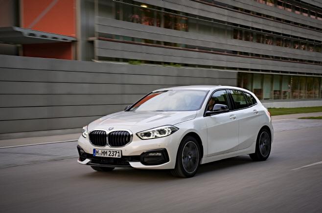 사진1-BMW 코리아 3세대 뉴 1시리즈 국내출시 (1)