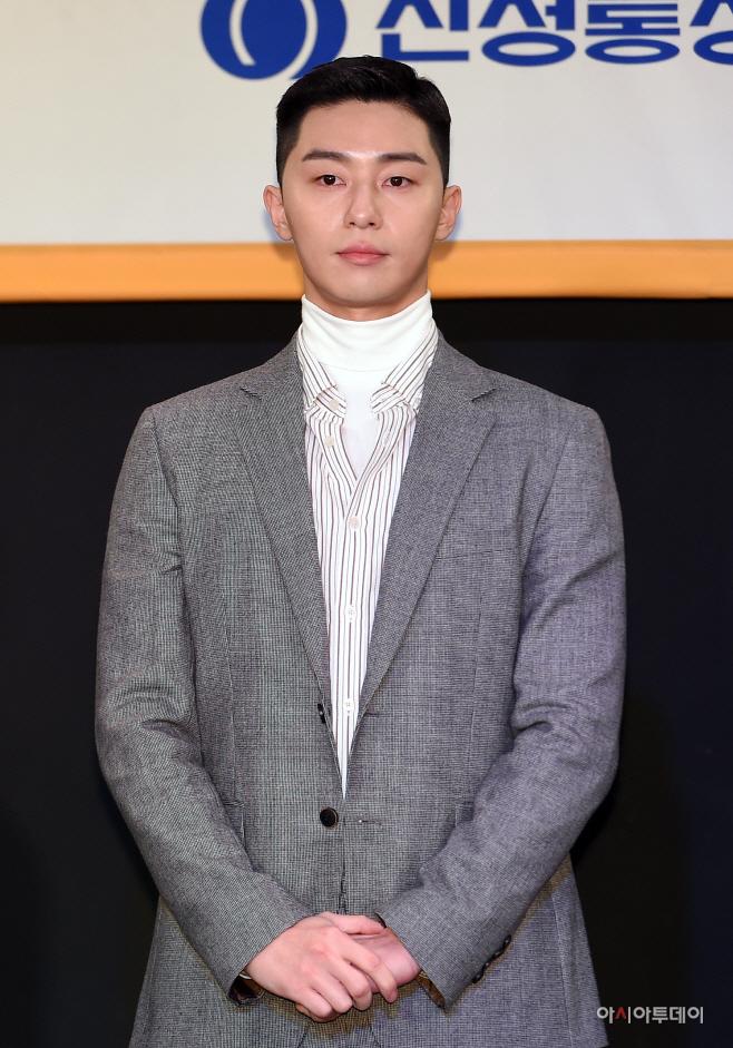 [포토] 박서준, 잘생김 끝판왕
