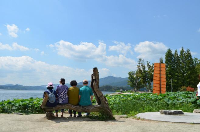 [보도사진] 기아차 초록여행 4월 미션여행모집