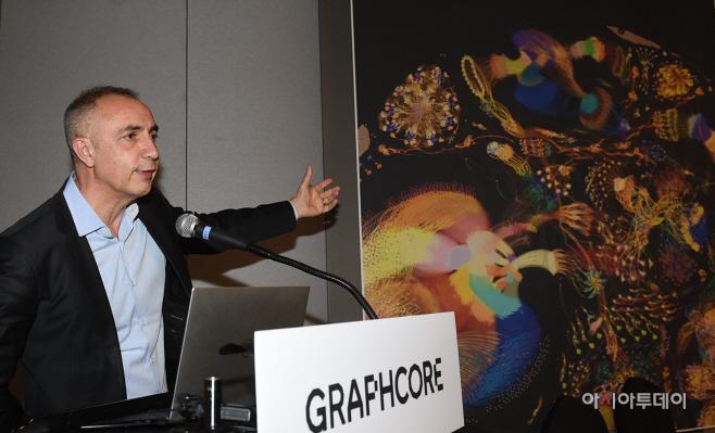 그래프코어 한국 지사 설립 및 전략 발표 기자간담회(엠바고)