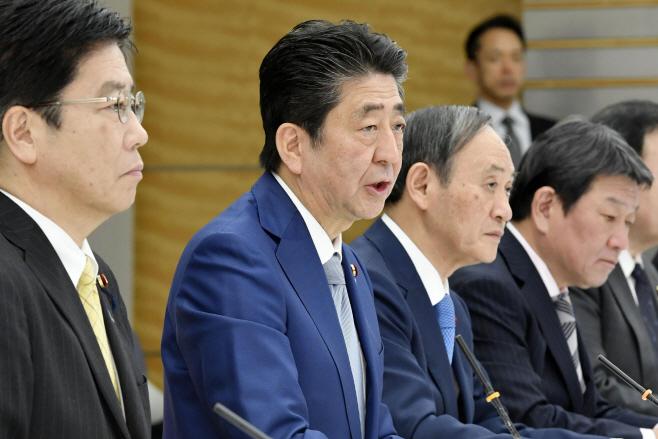 Japan China Outbreak <YONHAP NO-5317> (AP)