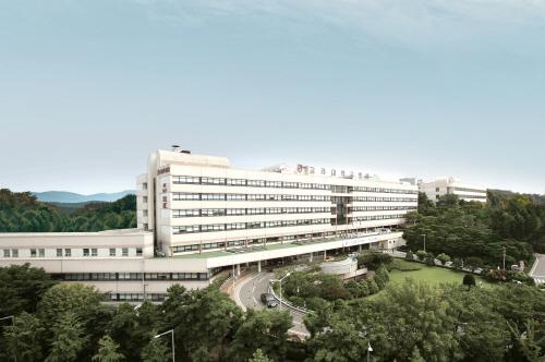 고대안암병원 전경