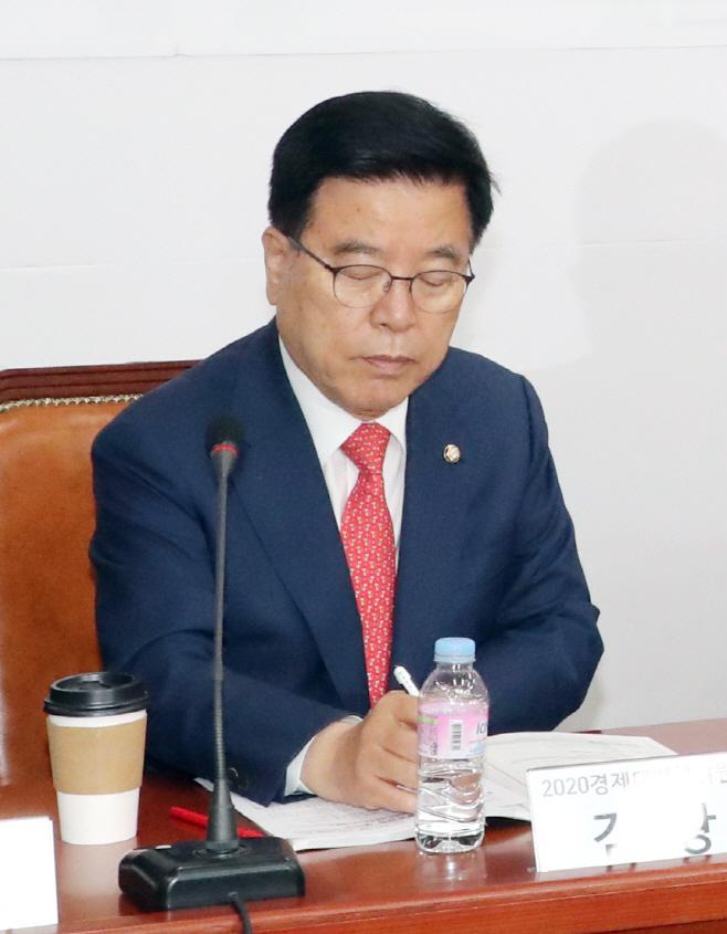 김광림, 민부론 후속 입법 세미나 참석<YONHAP NO-2130>