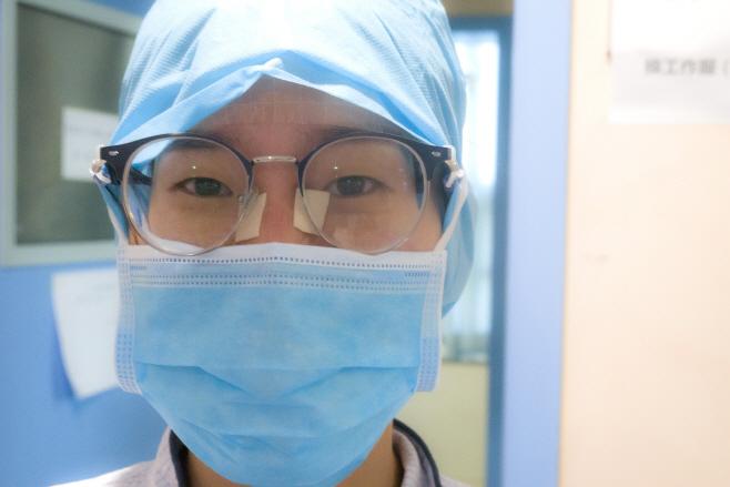 CHINA-WUHAN-NCP-NURSE (CN)