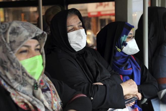 Iran Virus Outbreak