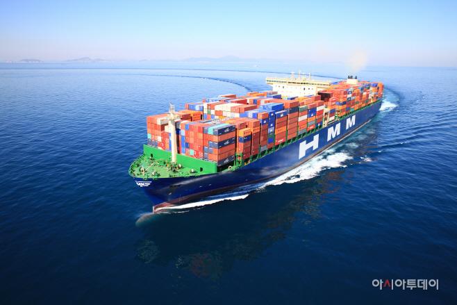 (사진) 현대상선 컨테이너선