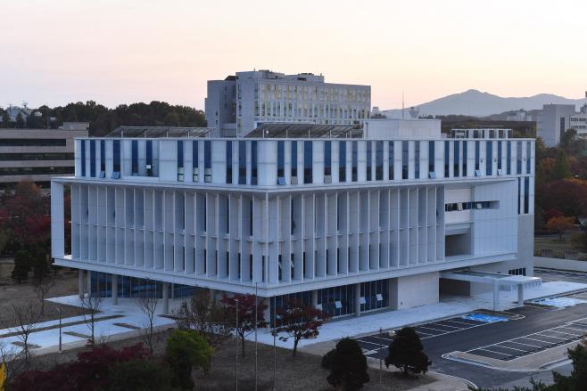 조폐공사 스마트센터 전경