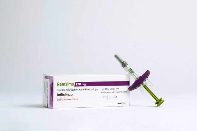 램시마SC PFS-S(Pre-Filled Syringe with Safety guard)