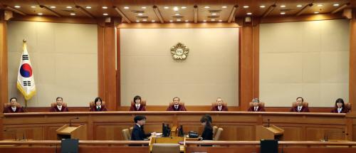 '전두환 추징법' 헌법재판소 합헌 결정<YONHAP NO-5618>