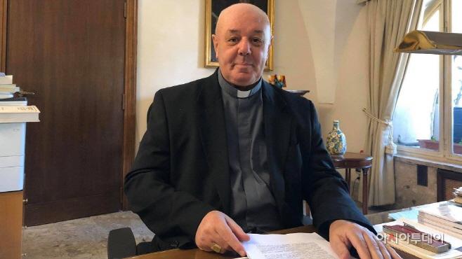 바티칸 세르지오 파가노 주교