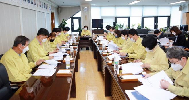 아산시의회 긴급 의원간담회