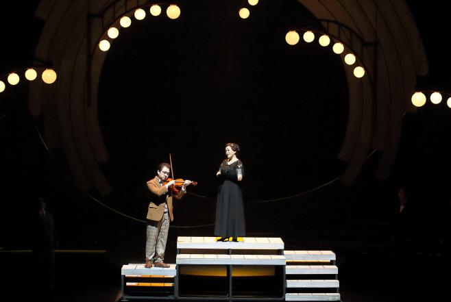 2018년 대구국제오페라축제 오페라 윤심덕, 사의 찬미