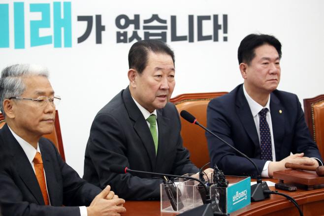 발언하는 박주선 의원<YONHAP NO-2236>