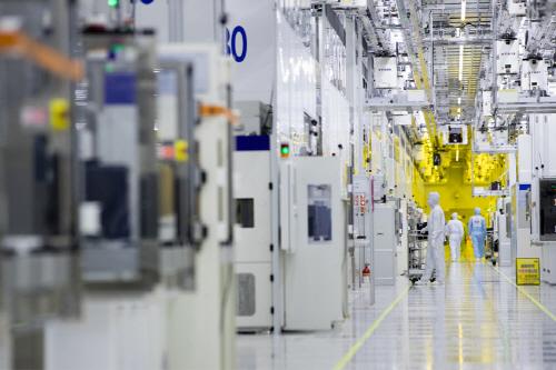 삼성반도체 공장.제공=삼성전자