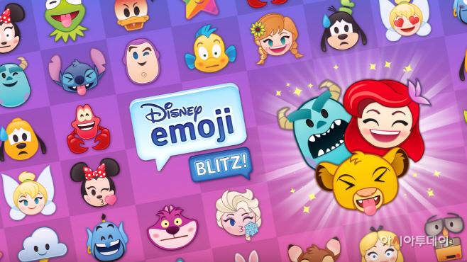 넷마블 북미 자회사 잼시티 '디즈니 이모지 블리츠' 일본 출시