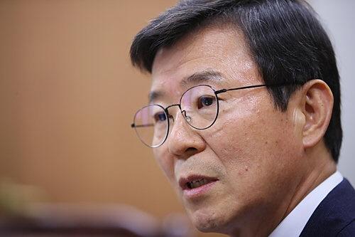 문성혁 해양수산부 장관 연합뉴스