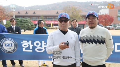 [동영상] 아시아투데이·참존 '제7회 대학동문골프최강전',..
