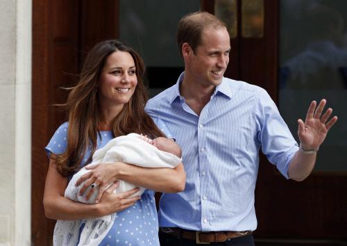 윌리엄 왕세손부부, 둘째임신