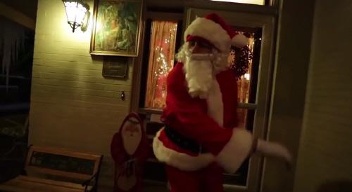 루돌프 필요없는 닌자 산타