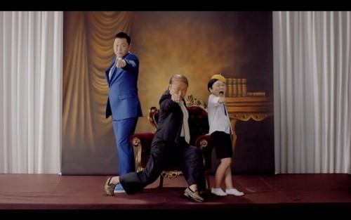 """CNN, 싸이 '대디' MV 특필 """"중독성 최고"""""""