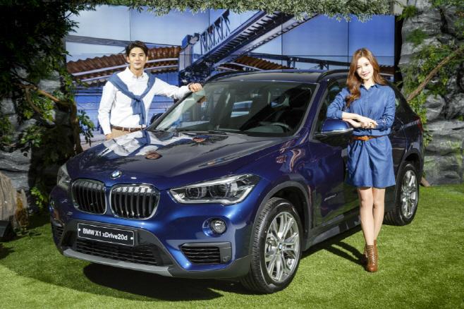 프리미엄 소형 SUV `BMW 뉴 X1`..