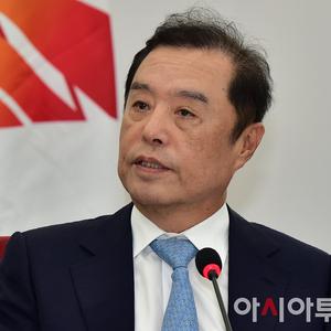 [포토] 김병준 한국당 혁신비대위원장 기자간담회