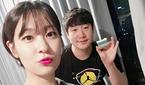 김선재 아나운서, 최근 단아해진 모습…배성재 아나운서와..