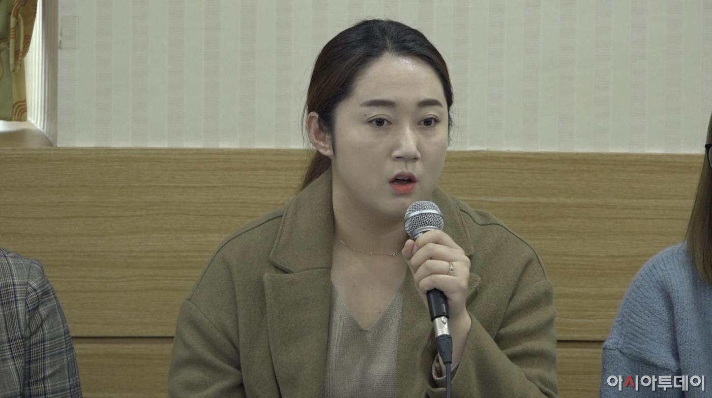 """팀킴 """"김경두 전 부회장에게 욕설과 폭언 들어"""""""