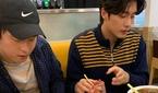 '나혼자산다' 기안84·성훈·이시언, '먹방' 회동 인증..