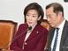 한국당 '박근혜 탄핵·분당' 책임 물었다…나경원, 현역..