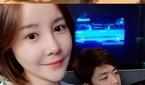 '이용대와 이혼설' 변수미, 최근까지 SNS에 딸과 남편..