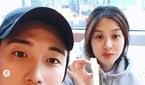 장신영, '바벨' 종영 후 남편 강경준과 데이트 인증 '..