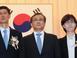 """문형배·이미선 헌법재판관 취임식…이미선 """"질타 겸허히 수.."""