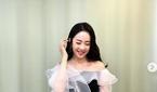 '9월 결혼' 박은영 아나운서, 오프숄더 드레스로 뽐낸..