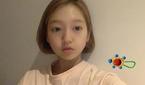 """박신혜, 애기 얼굴 어플 스냅챗 통해 어린이로 변신 """"유.."""