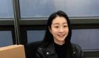 영화 '마녀' 김다미, 흑발 여신의 근황