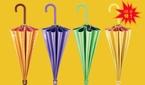토이스토리 우산, 색깔별 디자인 보니 '귀여움 가득'
