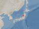 일본 야마가타 서북서쪽 83km 지역서 규모 6.8 지진