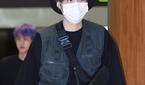 방탄소년단 슈가, 강렬한 눈빛